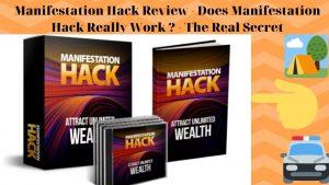 Manifestation Hack Courses