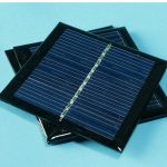 mini solar panels for home